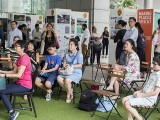 Pianovers Moments #1, Siew Tin performing for the crowds