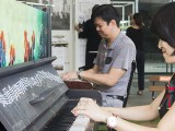 Pianovers Moments #1, Zensen and Julia