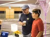 Pianovers Meetup #49 (Suntec), Aveeraj and his father