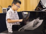 Pianovers Meetup #49 (Suntec), Zechariah Chan performing