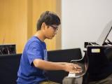 Pianovers Meetup #49 (Suntec),Dhafin Praditya Rizaldi performing
