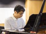 Pianovers Meetup #49 (Suntec), Theng Beng performing