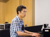 Pianovers Meetup #49 (Suntec), Wayne performing