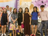 Pianovers Meetup #49 (Suntec), Gladdana, Elyn, Zensen, Yong Meng, Audrey, Jin Li, Karen, May Ling, and Jimmy