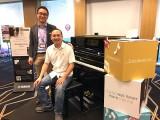 Pianovers Meetup #49 (Suntec), Shuhei Yahagi, and Yong Meng