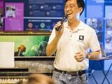 Pianovers Meetup #50, Chris Khoo sharing with us