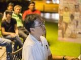 Pianovers Meetup #50, Chris Khoo performing