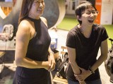 Pianovers Meetup #50, Karen, and Siew Tin