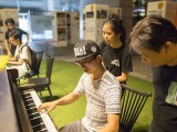Pianovers Meetup #50, Wen Kai playing