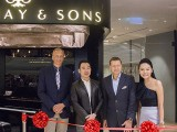 Steinway Gallery Singapore Soft Opening 18 Sep 2017, Ribbon Cutting Ceremony #1