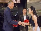 Steinway Gallery Singapore Soft Opening 18 Sep 2017, Dirk Sänger, Chris Chong, Celine Goh