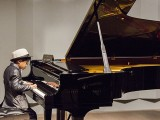 Steinway Gallery Singapore Soft Opening 18 Sep 2017, Toby performing