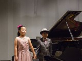 Steinway Gallery Singapore Soft Opening 18 Sep 2017, Chen Jing, and Toby