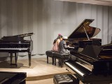 Steinway Gallery Singapore Soft Opening 18 Sep 2017, Chen Jing, and Toby performing