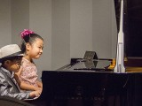 Steinway Gallery Singapore Soft Opening 18 Sep 2017, Toby, and Chen Jing performing