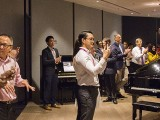 Steinway Gallery Singapore Soft Opening 18 Sep 2017, Applause from everyone