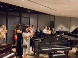Steinway Gallery Singapore Soft Opening 18 Sep 2017, Watching the performance