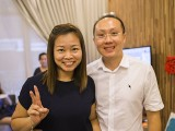 Pianovers Meetup #51 (Mooncake Themed), Elyn, and Yong Meng