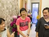 Pianovers Meetup #51 (Mooncake Themed), May Ling, Siew Tin, and Junn