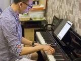 Pianovers Meetup #51 (Mooncake Themed), Teik Lee performing