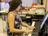 Pianovers Meetup #51 (Mooncake Themed), Karen performing