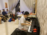 Pianovers Meetup #51 (Mooncake Themed), Zhi Yuan performing