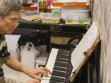 Pianovers Meetup #51 (Mooncake Themed), Albert performing