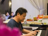 Pianovers Meetup #51 (Mooncake Themed), Gee Yong performing