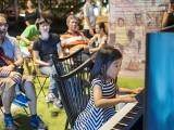 Pianovers Meetup #52, Gwen performing