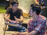 Pianovers Meetup #52, Jonathan, and Wayne