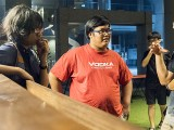 Pianovers Meetup #53, Harith, Zafri, and Douglas