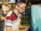 Pianovers Meetup #54, Zhong En performing
