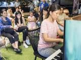 Pianovers Meetup #55, Jinci performing