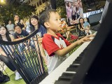 Pianovers Meetup #55, Jovan performing