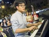 Pianovers Meetup #55, Jaeyong performing