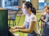 Pianovers Meetup #55, Grace Wong performing