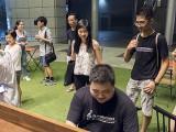 Pianovers Meetup #55, Natanael playing