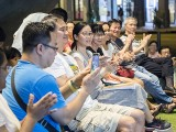 Pianovers Meetup #56, Applause for Brandon Yeo