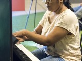 Pianovers Meetup #56, Loga performing