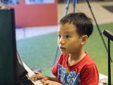 Pianovers Meetup #56, Jovan performing
