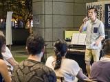 Pianovers Meetup #56, Wayne sharing with us