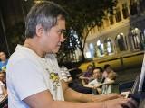 Pianovers Meetup #56, Chong Kee performing