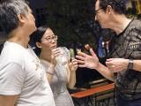 Pianovers Meetup #56, Chong Kee, Grace, and David