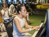 Pianovers Meetup #57, Grace Wong performing