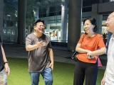 Pianovers Meetup #58, Nicholas, Gee Yong, May Ling, and Yong Meng