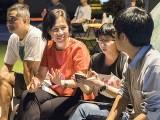 Pianovers Meetup #58, Chong Kee, May Ling, Siew Tin, and Jaeyong