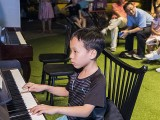 Pianovers Meetup #58, Jovan performing