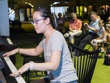 Pianovers Meetup #58, Grace Wong performing
