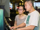 Pianovers Meetup #58, Chong Kee performing