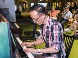 Pianovers Meetup #58, Teik Lee performing